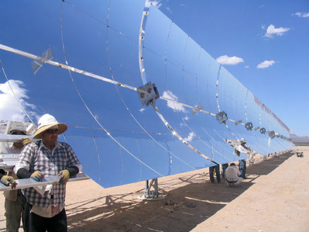 Solar thermal: the energy of the future?