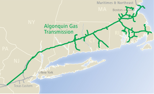algonquin gas transmission
