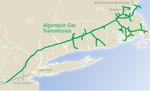 algonquin gas transmission
