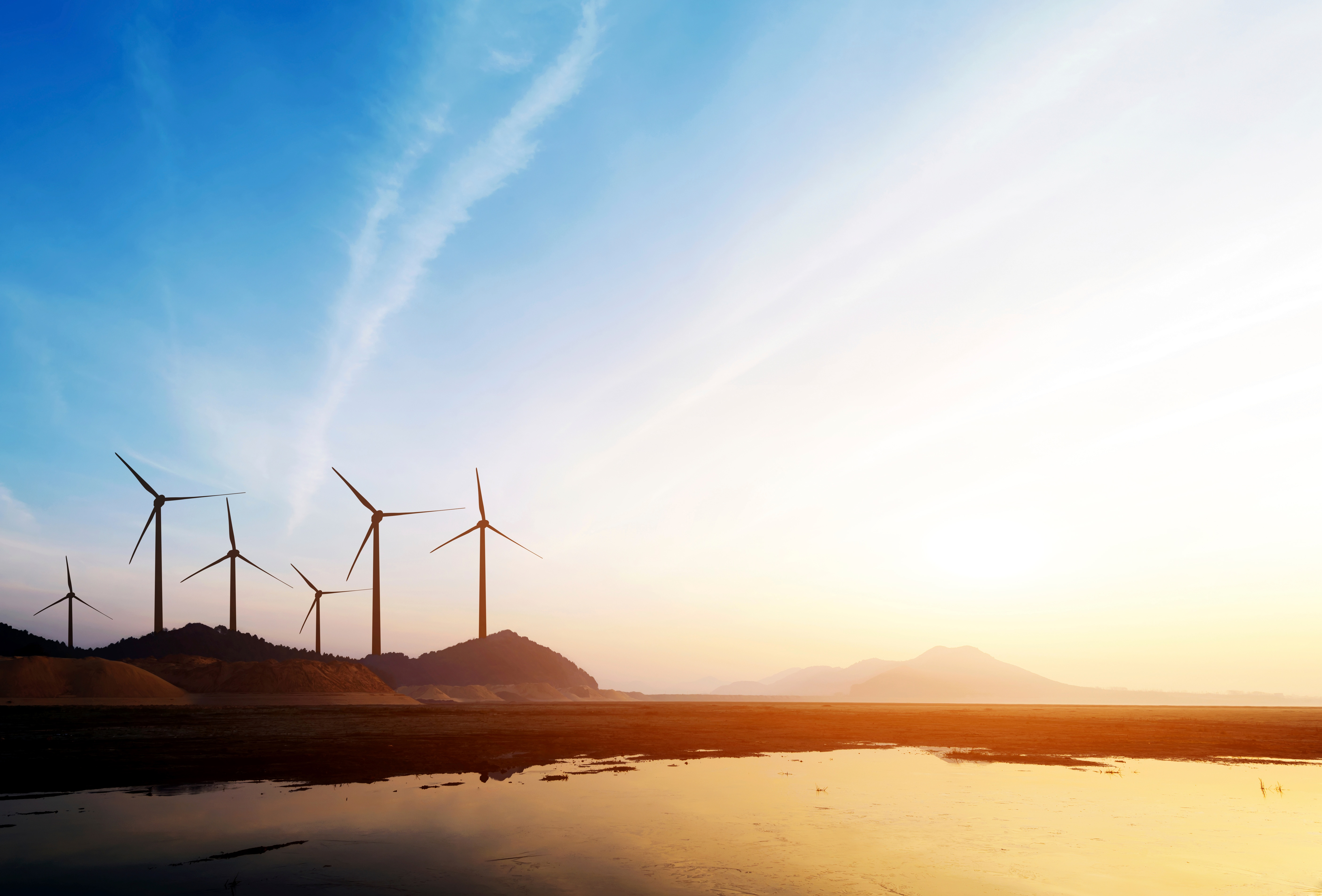 Green energy supply: source or invest?