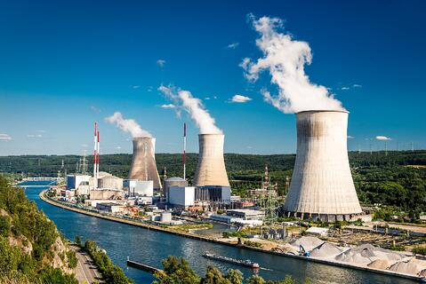 Nuclear phase-out and the energy transition