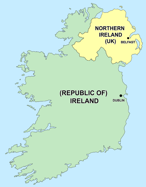 The set-up of the Irish Integrated Single Electricity Market
